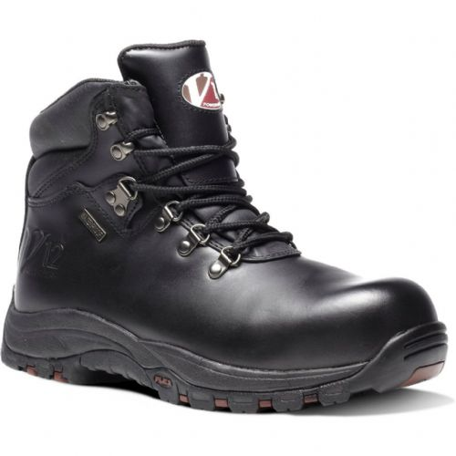 V1215 THUNDER BLACK WATERPROOF HIKER
